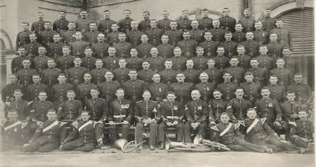 A Company 1st Battalion The Leinster Regiment